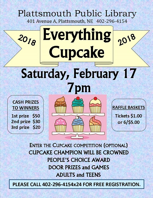 Everything Cupcake 2018