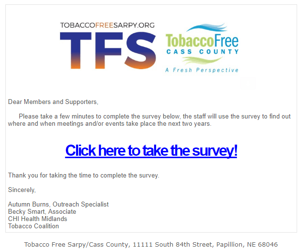 TFCCsurvey