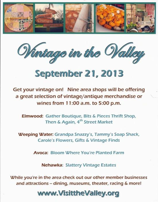 Vintage in the Valley