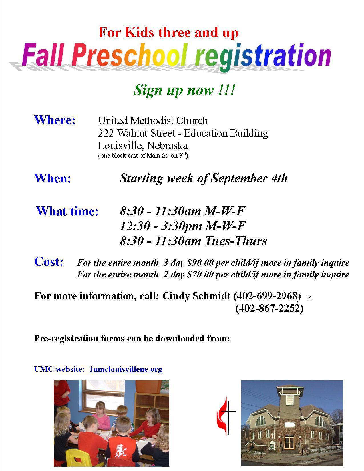 fall pre_registration_for_preschool