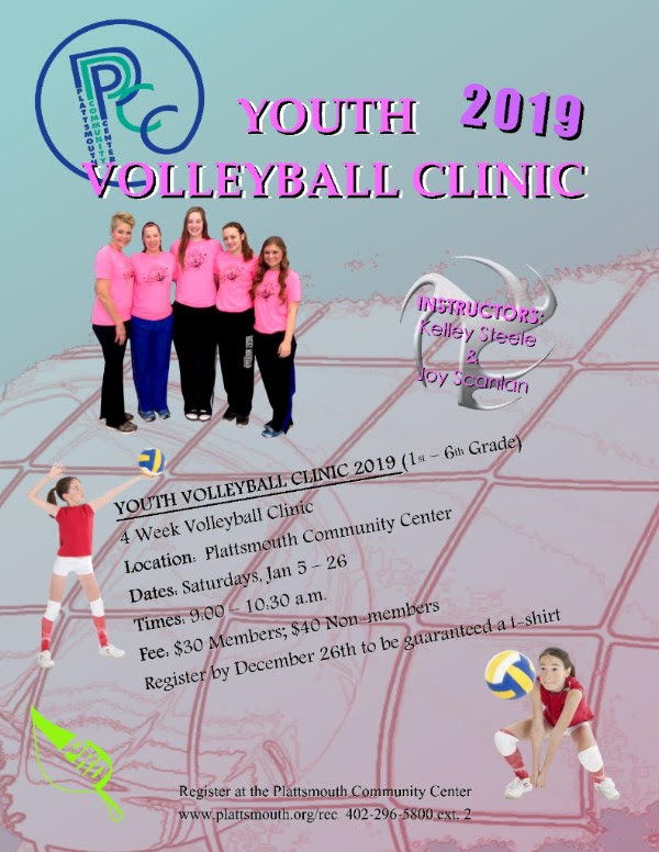 PCCyouthvolleyball2019