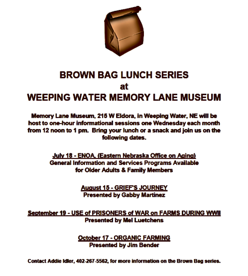 WW MEM LANE Brown Bag 1