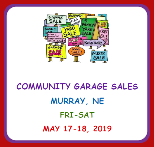 2019 04 10 MRY GARAGE SALE FLYER 1