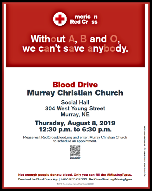 2019 07 17 MRY MCC Blood Drive Aug 8 2019 1