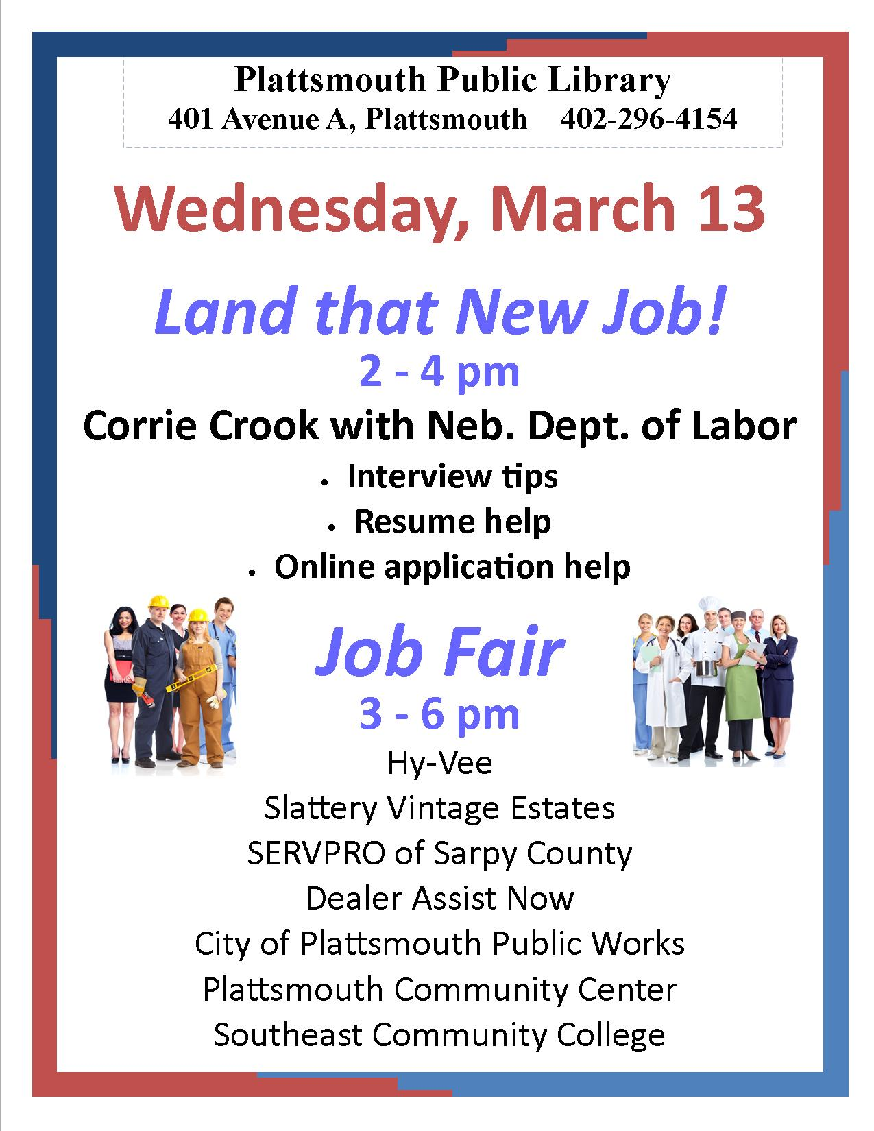 Job Fair 2019updated