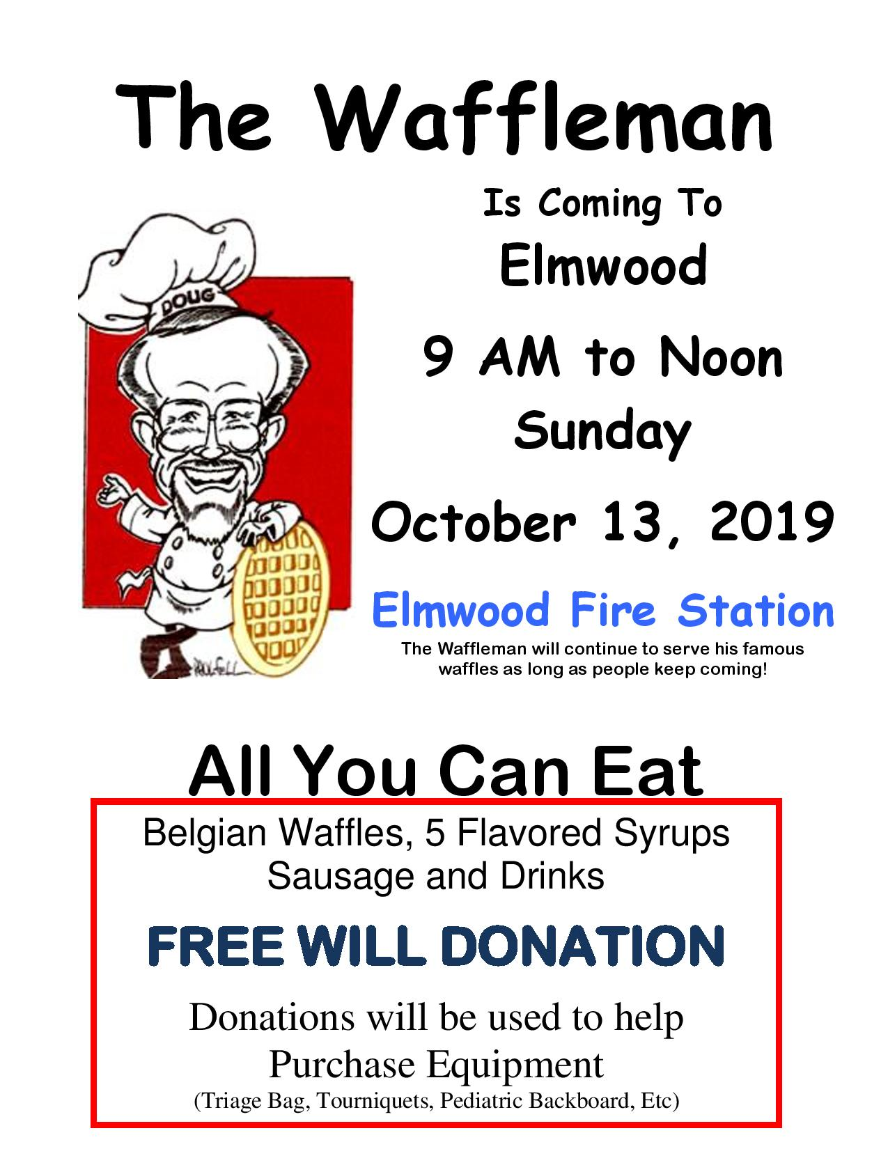 The Waffleman Flyer 2019 page 001
