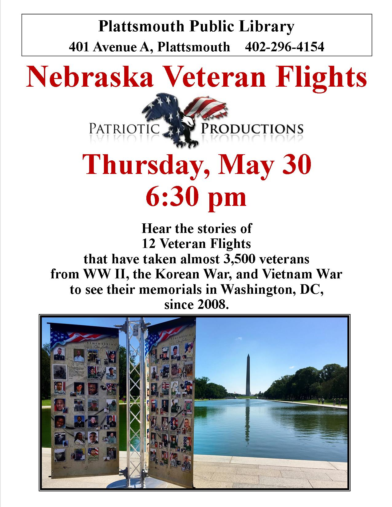 veteran flights