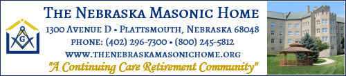 Masonic Home in Business section banner