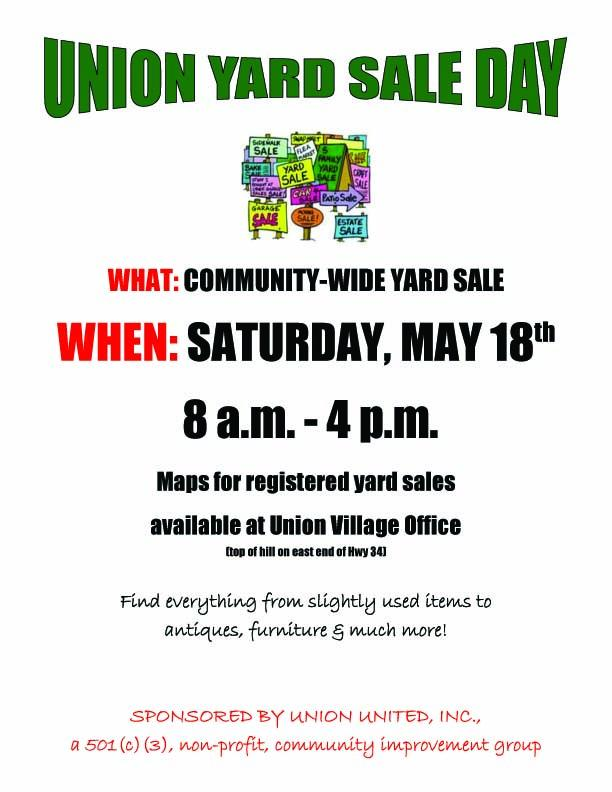 Yard Sale_Flyer